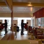 Barber Shop, Charleroi