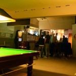 Snooker Club, Charleroi