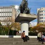 Place d' Espagne, Brussels