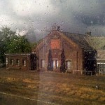 From train, Marchienne au Pont