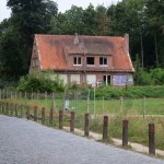 Abandoned House in Engeland, Uccle