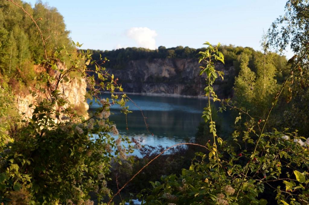 Gravelpit lake, Montigny -le- Tilleul