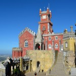 Castelo da Pena in Sintra, Portugal