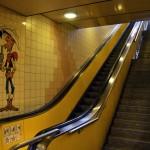 Inside Metro Parc, Charleroi