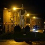 Madeleine roundabout, Jumet