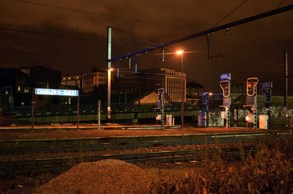 West Station, Charleroi