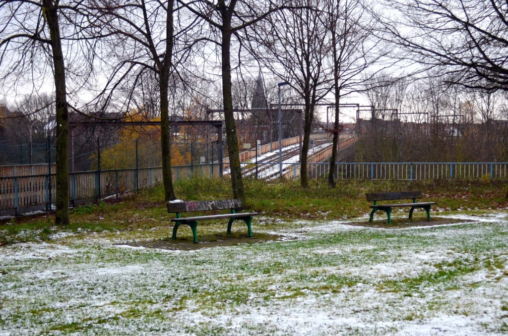 Parc Hiernaux, Charleroi