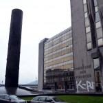 Ministère des Finances, Charleroi