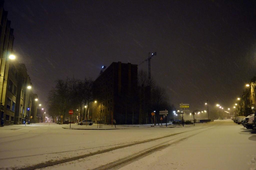 Mayence meet Peace, Charleroi